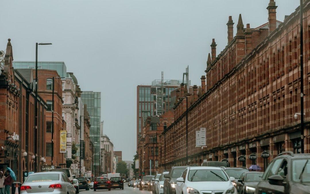 Dummy blog article – street-traffic image
